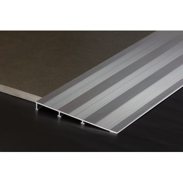 10mm Alum Retrofit Wide Ramp Nat Lgth