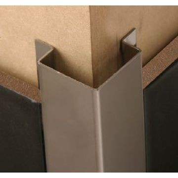 30mm S/Steel Tile In Cnr Protect BR 1.1m Lgth