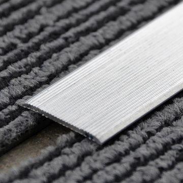 30mm Alum Tile Carpet (2.5m) UNPUNCHED Lgth