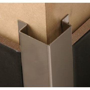 30mm S/Steel Tile In Cnr Protect BR 2.6m Lgth