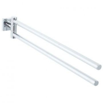 Dietsche Quarz Double Bar Towel Holder Ea