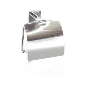 Dietsche Quarz Toilet Roll Holder & Lid Ea