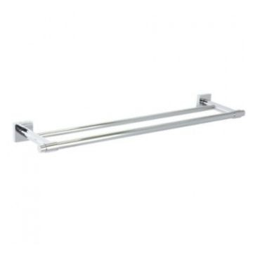 Dietsche Quarz Double Towel Rail 55cm Ea