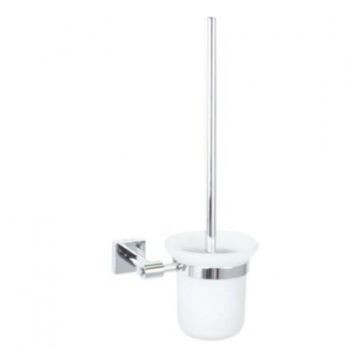 Dietsche Quarz Toilet Brush Set Ea