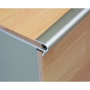 Dural 8mm Aluminium Step Floor Cherry Lgth