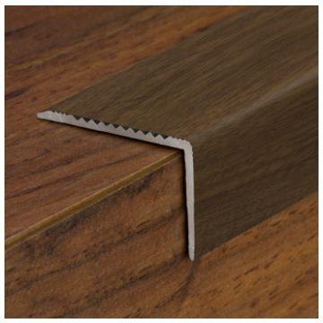 30mm Alum Retro Nosing Maple Lgth