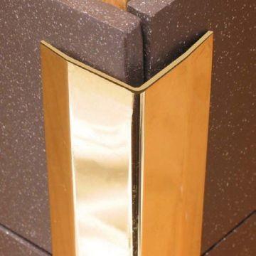30mm Brass Corner Protector Brass Poli Lgth