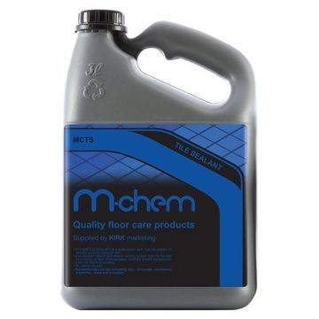 M Chem Tile Sealant 3 Litre 3L