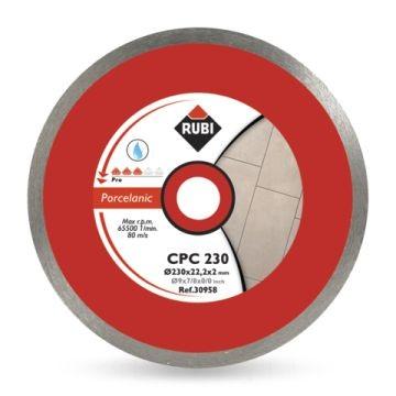 Rubi CPC200 Continuous Porcelain Blade Ea
