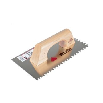 Rubi 10mm Jagged Trowel Unit