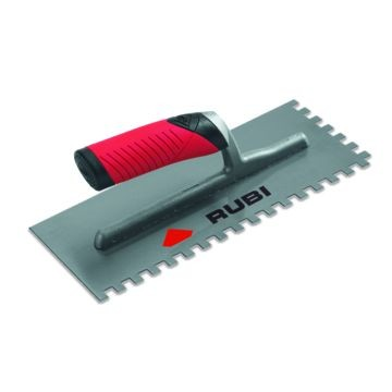 Rubi 28cm S/S Trowel Rubiflex Handle Unit