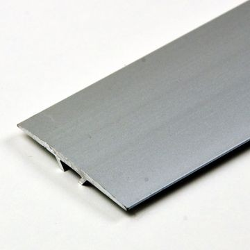 Dural 40mm Multifloor Exp Cover Silver Lgth