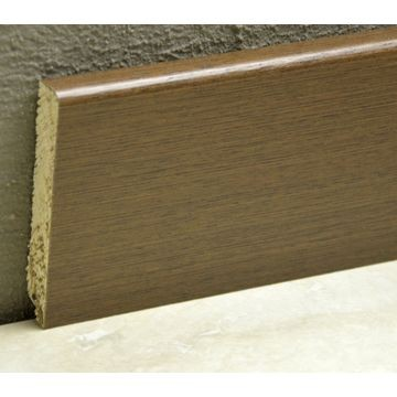 Pedross 95mm Wood Veneered Skirting Wenge Lgth