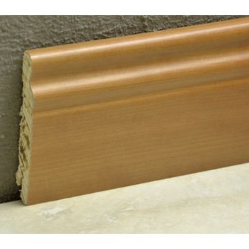 Pedross 95mm Classis Wood Veneered Skirting Cherry Lgth