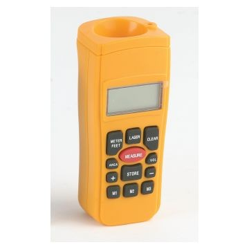 MTools Laser Distance & Area Measurer Unit