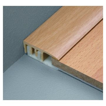 Dural Click 1600 Printed Border Maple Lgth