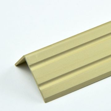 Dural 25x20mm Prot Nosing Champagne 2,7m Lgth