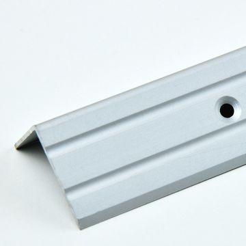 Dural 25x20mm Prot Nosing Nat Anod 2,7m Lgth