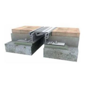 Alum Screed Joint 50mm Gap, 30mm High m